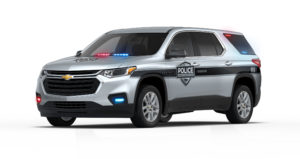 To showcase traverse police vehicle