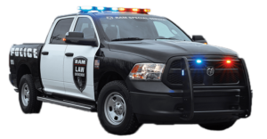Ram 1500 Police Vehicle