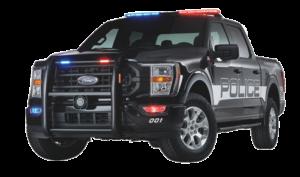 F-150 2021 Police Responder Jellybean