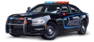 2021 Dodge Charger Pursuit Police Vehicle