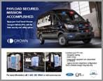Ford Prisoner Transport Vehicle